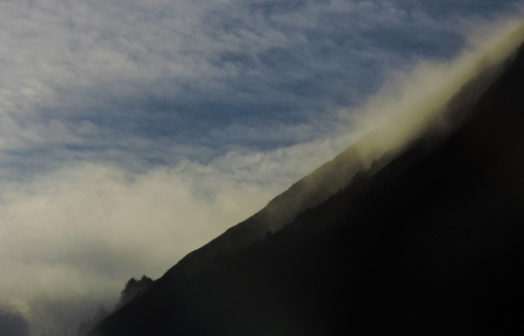In Cresta tra il Mare e le Alpi