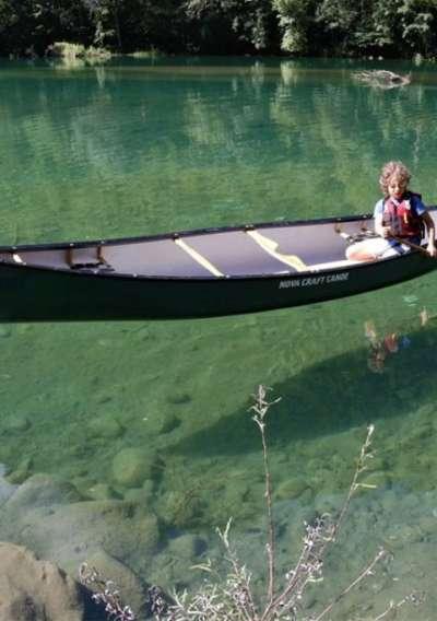 Acque limpide sul Lago del Mis
